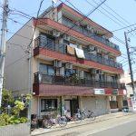 南林間FTマンション202号室 駅近物件「南林間」駅より徒歩3分!